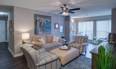 Living Room, Lakeside on Riverwatch, 0