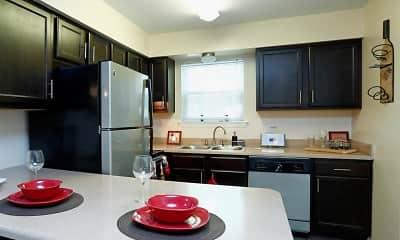 Kitchen, North Oaks Landing, 0