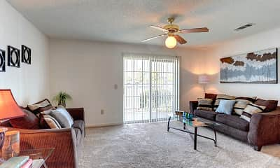 Living Room, Legacy at River Pointe, 2
