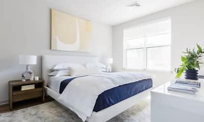 Bedroom, The James, 1