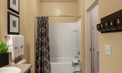 Bathroom, Retreat at West Creek, 2