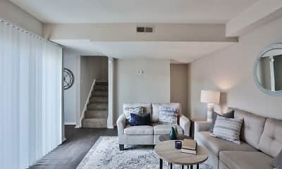 Living Room, Latitude at West Ashley, 1