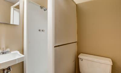 Bathroom, Widlund Building, 2