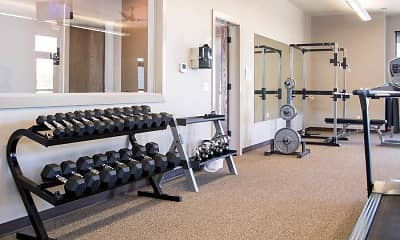 Fitness Weight Room, Avenue 204 at Royal View, 2