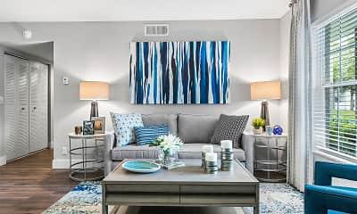 Living Room, Boynton Place, 0