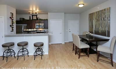 North Highlands Luxury Apartments, 1