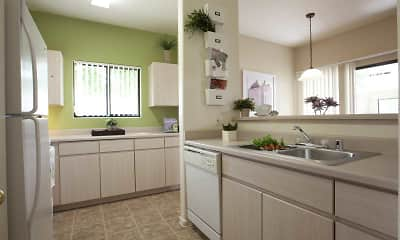 Kitchen, Parkwood, 1