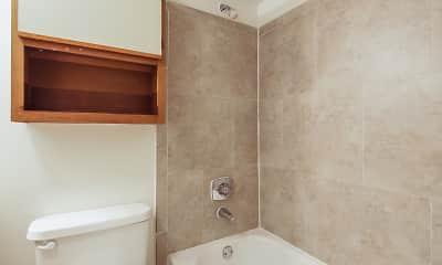 Bathroom, Tivoli Park, 2
