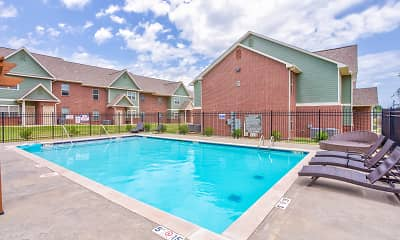 Pool, Cross Timber Apartment Homes, 0