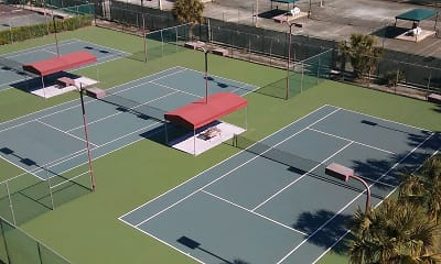 Tennis Towers Apartments, 2