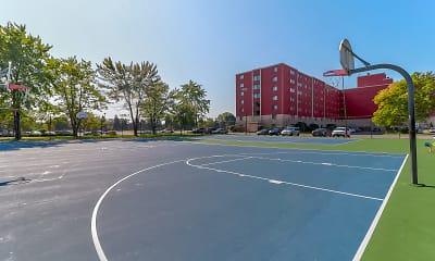 Recreation Area, Regal Towers, 2