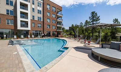 Pool, Trilogy Chapel Hill, 0