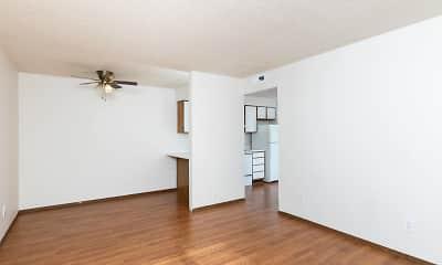 Living Room, Cedarstone/Oakleaf, 2