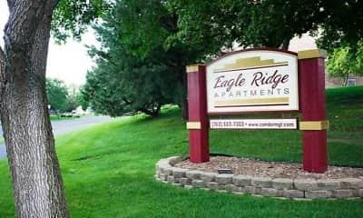 Landscaping, Eagle Ridge Apartments, 2