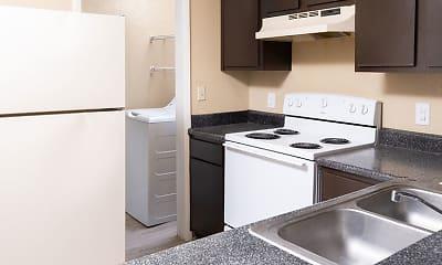 Kitchen, Huntington Pointe, 1