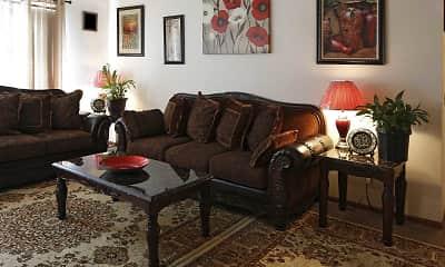 Living Room, Greenfield Estates, 1