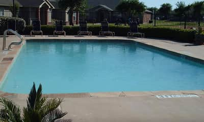 Pool, Grace Townhomes, 0