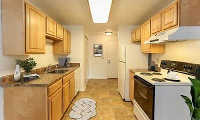 Kitchen, Henrietta Highlands, 1