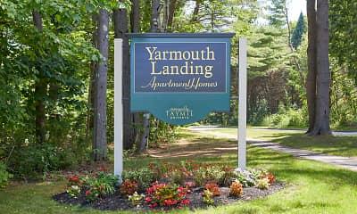 Yarmouth Landing, 2