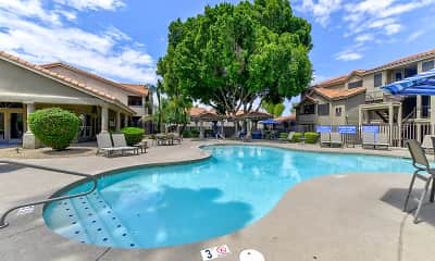 Pool, Pacific Bay Club, 0