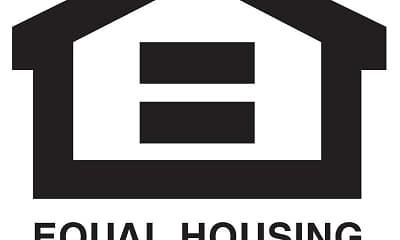 Community Signage, Elmsleigh Apartments, 2