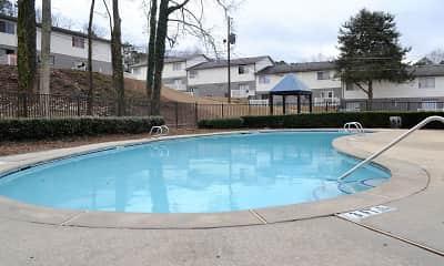 Pool, The Life at Harrington Park, 2