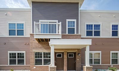 Building, Grand View Townhomes, 0