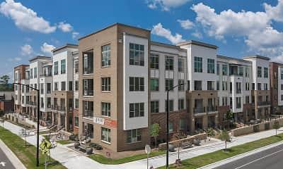 Building, Trilogy Chapel Hill, 1