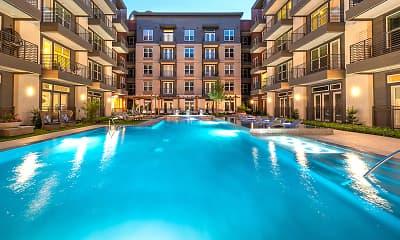 Pool, Modera Dallas Midtown, 0
