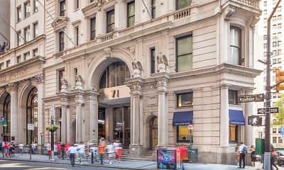 Building, 71 Broadway, 1