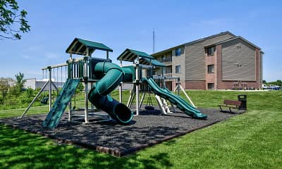 Playground, Brookstone Apartments, 1