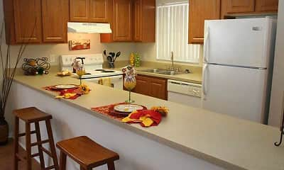 Kitchen, Avery Place Villas, 2