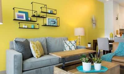 Living Room, Avalon Berkeley, 0