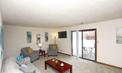 Living Room, Ivy Knoll, 0