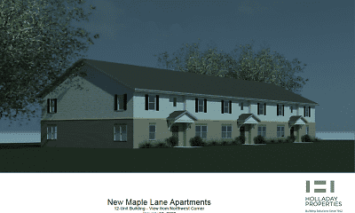 Maple Lane Apartments, 2