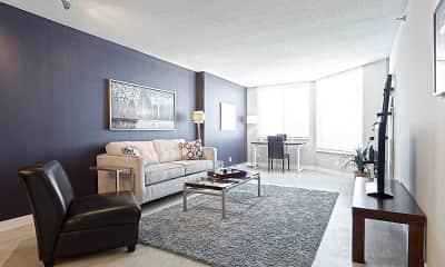 Living Room, Bolero Flats, 1