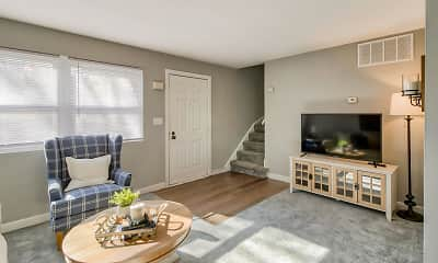 Living Room, The Life at Green Arbor, 1