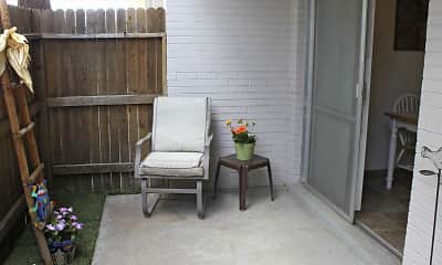 Patio / Deck, North Park, 2