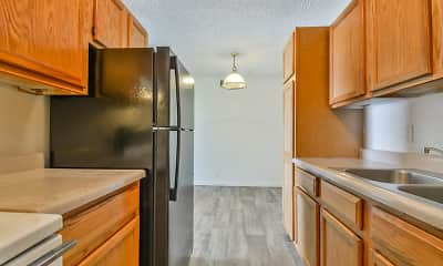 Kitchen, Crossings at Midtown, 0