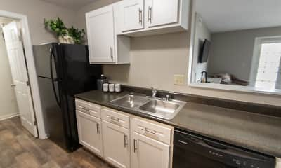 Kitchen, The Trails of Saddlebrook, 1