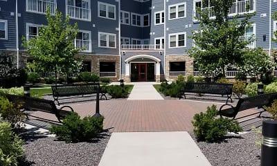 Building, Residences at Riverfront Landing, 2