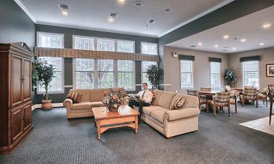 Living Room, Bear Run Village, 2