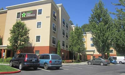 Building, Furnished Studio - Seattle - Bothell - West, 1