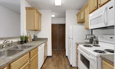 Kitchen, The Kendrick, 0