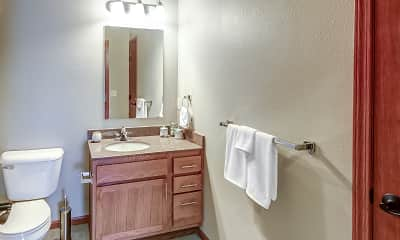 Bathroom, Park View East, 2