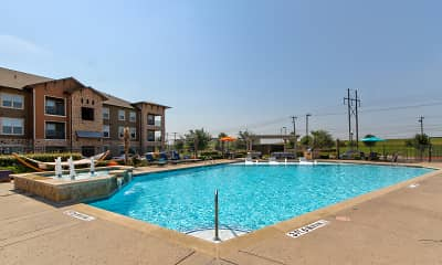Pool, The Legend Apartments, 1