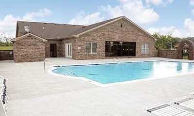Pool, Nicholas Place Apartments, 0