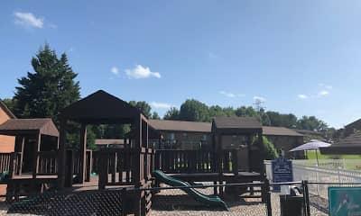 Playground, Springbrook, 2