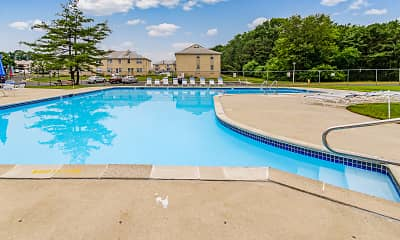 Pool, Kentwood Village, 0