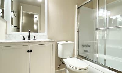 Bathroom, The Morgan, 1